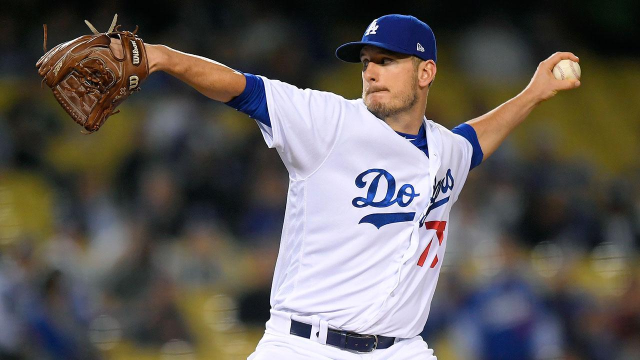 Bravos reclaman a Grant Dayton de la lista de waivers de Dodgers