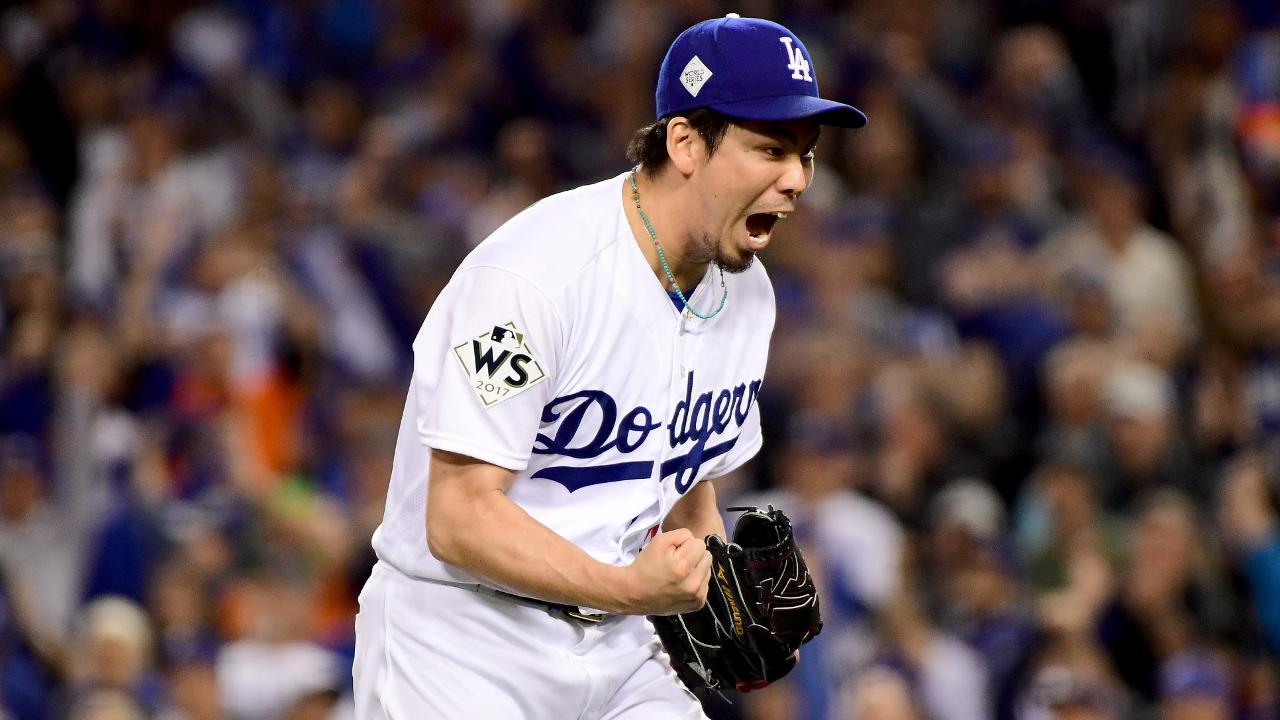 Los Dodgers siguen viendo a Kenta Maeda como abridor