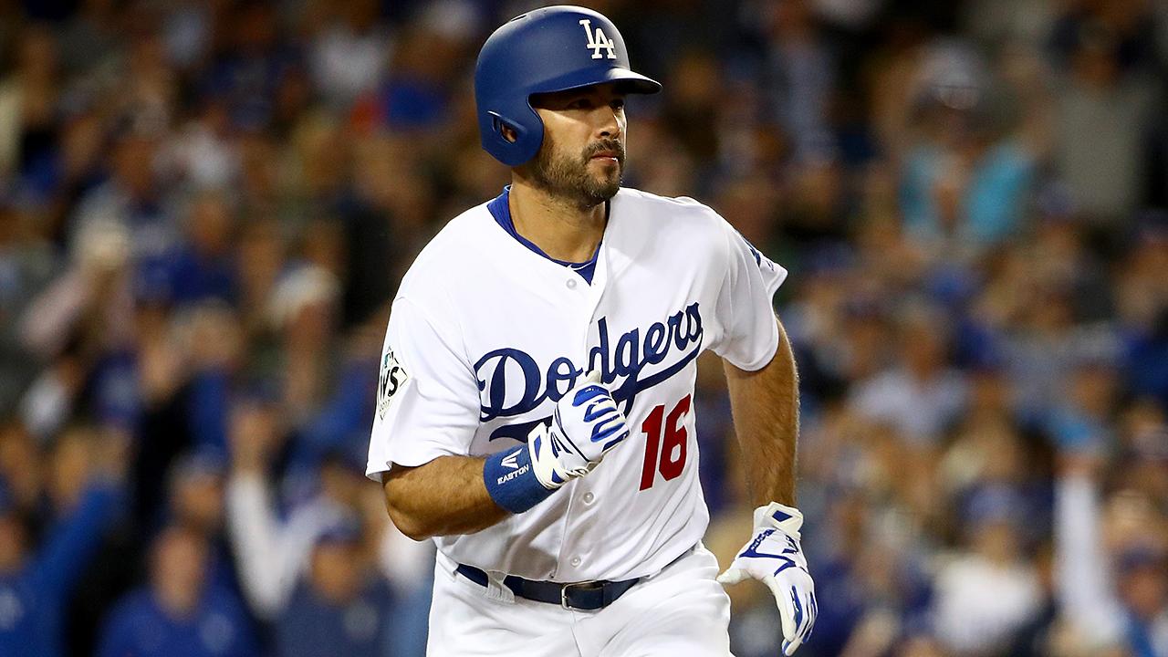 Los Dodgers cortaron vínculos con el guardabosque Andre Ethier
